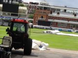 Groundwork at the Lord's Cricket Ground
