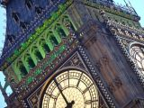 Detail of Big Ben