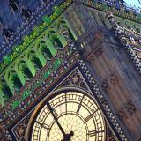 Detail of Big Ben