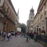 Streets of inner Bristol