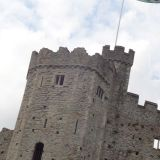 The Norman Keep of the Cardiff Castle
