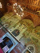 Interior of the House of Cardiff Castle