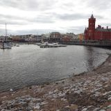Pierhead Building on Cardiff Bay