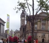 Panoramic of Victoria Square