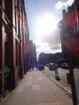 Rare Manchester Sunlight
