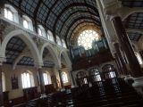 Northern Irish church interior
