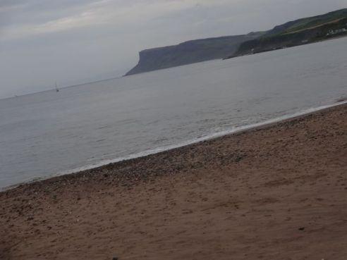 The North Atlantic shore