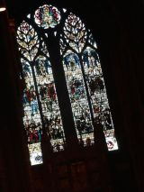 Windows of the Liverpool Cathedral