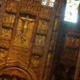 Details of the Liverpool Cathedral interior