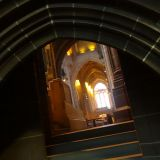 Interior of the Liverpool Cathedral