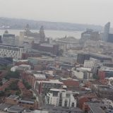 Downtown as seen from the Liverpool Cathedral