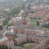 Liverpool from above