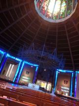 Interior of the Metropolitan Cathedral