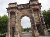 Entrance to Glasgow Green