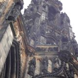 Detail of the Scott Monument