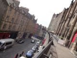 Streets of Edinburgh's Old Town