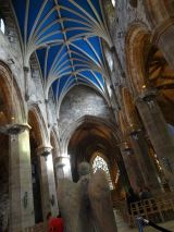 Interior of St Giles' Cathedral