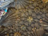 Detail of the ceiling of St Giles' Cathedral