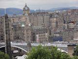 Edinburgh's Old Town from Calton Hill