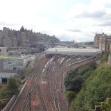 Edinburgh Railway Station