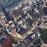 Edinburgh from above