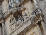 Detail of the Bodleian Library