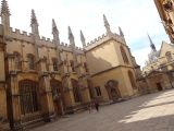 Typical Oxford architecture
