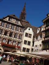 Strasbourg architecture