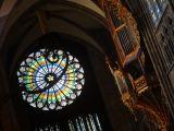 Interior of la Cathédrale Notre Dame de Strasbourg