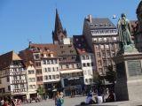 Strasbourg architecture in Place Kléber