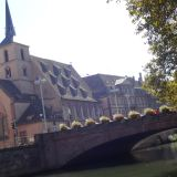 Strasbourg on the L'Ill
